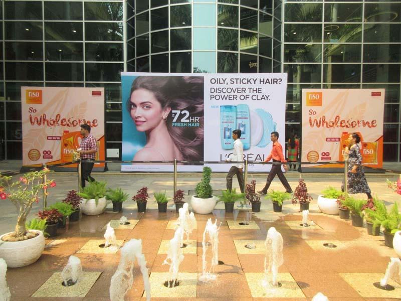 Mall Advertising Agency | Shopping Mall Advertising | Mall Branding